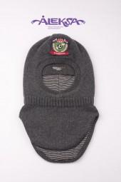 Шлем ALEKSA SH-CH-1 (Темно-серый)